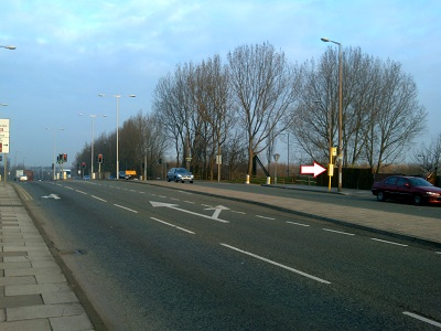 Compton Road/Hoylake Road bus stop timetable