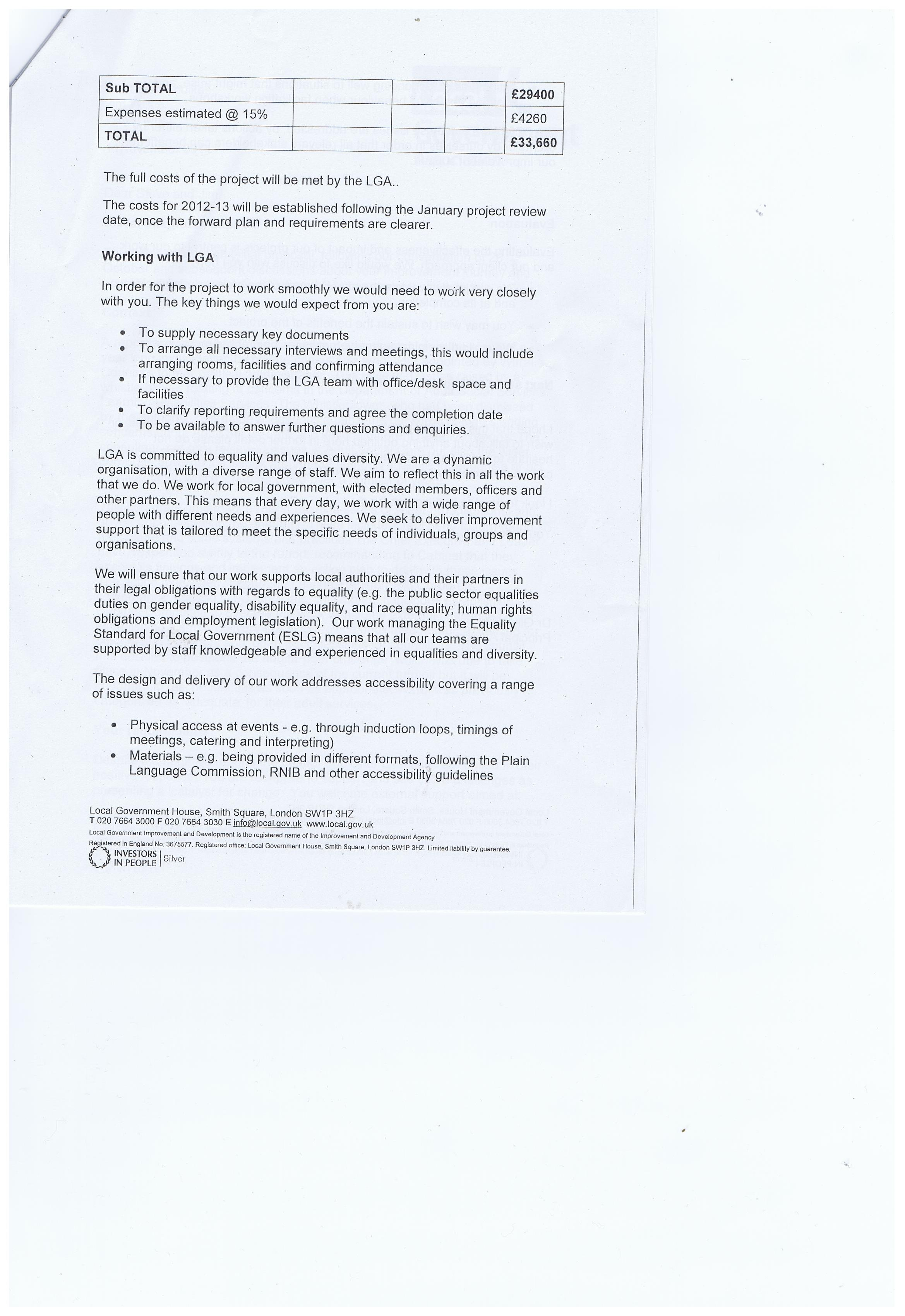 Proposal Letter For Employment 11Kbw Invoice For Appeal Of An Ico Decision Notice October 2013 .