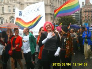 Thumbnail Liverpool Pride 4th August 2012 Photo 10 University of Liverpool