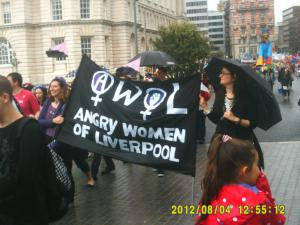 Thumbnail Liverpool Pride 4th August 2012 Photo 12 Angry Women of Liverpool