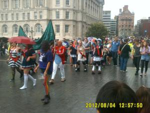 Thumbnail Liverpool Pride 4th August 2012 Photo 15