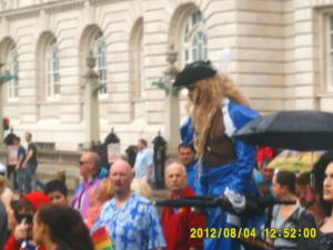 Thumbnail Liverpool Pride 4th August 2012 Photo 1 Pirate Stilts