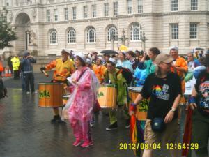Thumbnail Liverpool Pride 4th August 2012 Photo 5 Karamba band