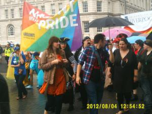 Thumbnail Liverpool Pride 4th August 2012 Photo 9 NASUWT