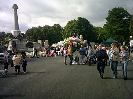 Port Sunlight Festival 2013 Balloons photo 1 (small)