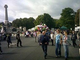 Port Sunlight Festival 2013 Balloons photo 2 (small)