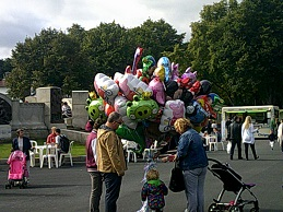 Port Sunlight Festival 2013 Balloons photo 3 (small)