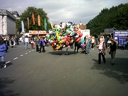 Port Sunlight Festival 2013 Balloons photo 4 (small)