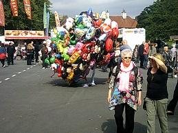 Port Sunlight Festival 2013 Balloons photo 5 (small)