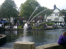 Port Sunlight Festival Fountain Photo 1 (small)