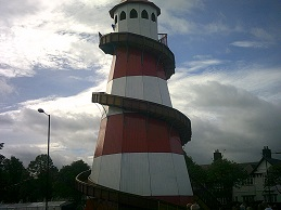 Port Sunlight Festival Helter Skelter Photo 1 (small)