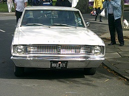 Port Sunlight Old American car Photo 1 (small)