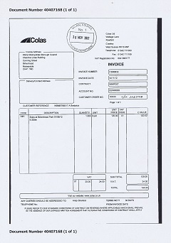 Wirral Council Colas invoice Birkenhead Park August 2012 small