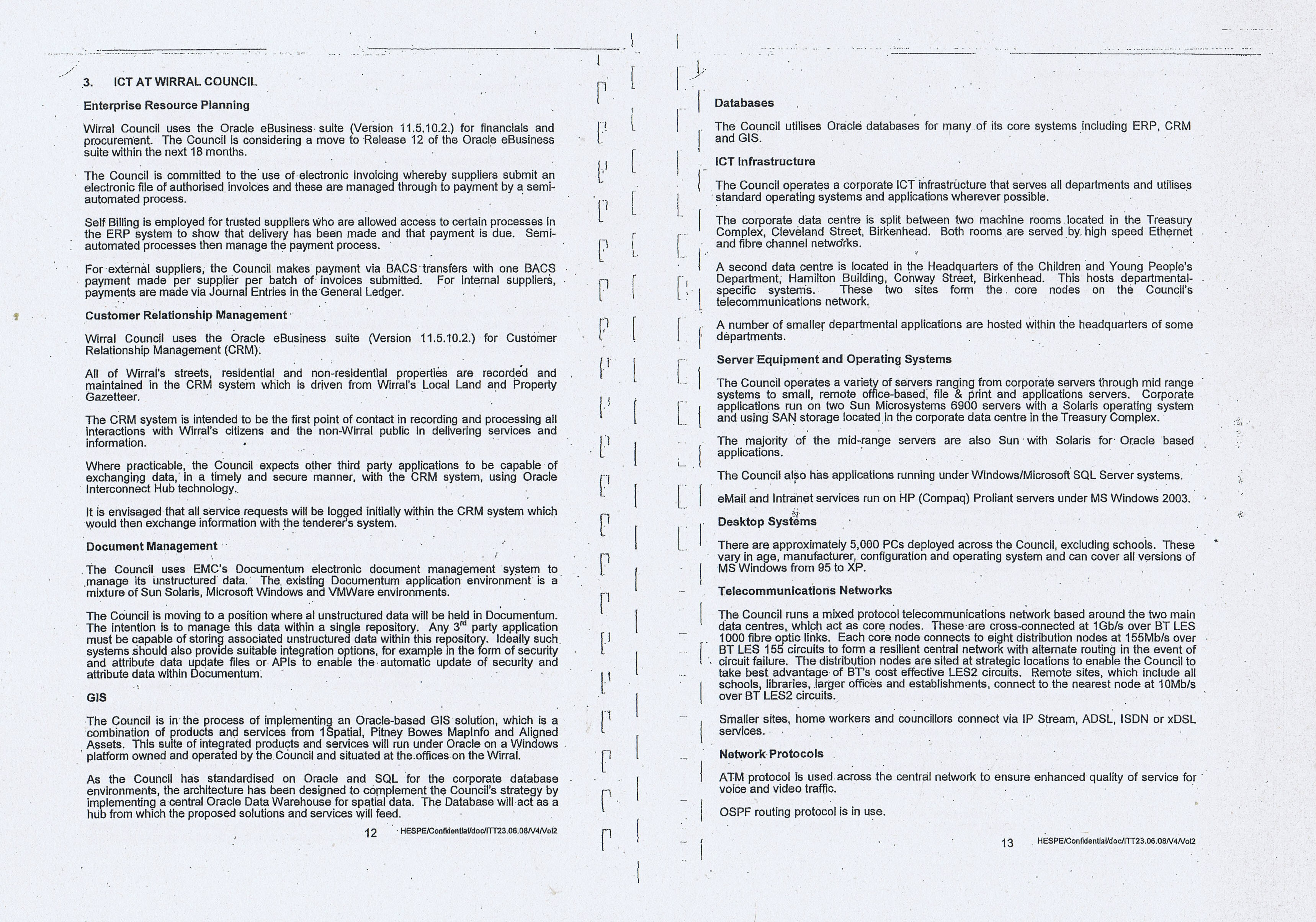 Wirral Council Colas Highways Maintenance Contract Page 24