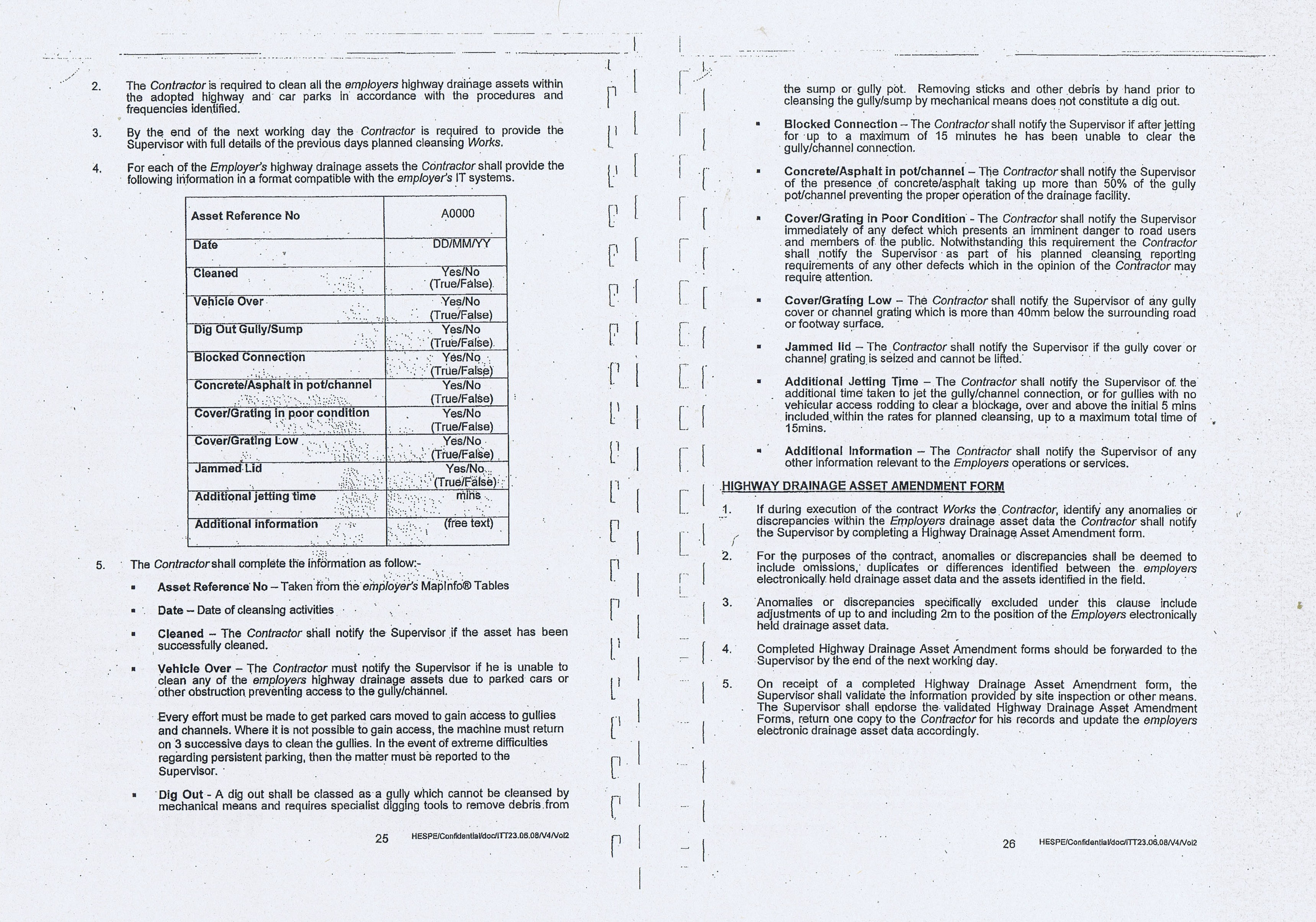 Wirral Council Colas Highways Maintenance Contract Page 31