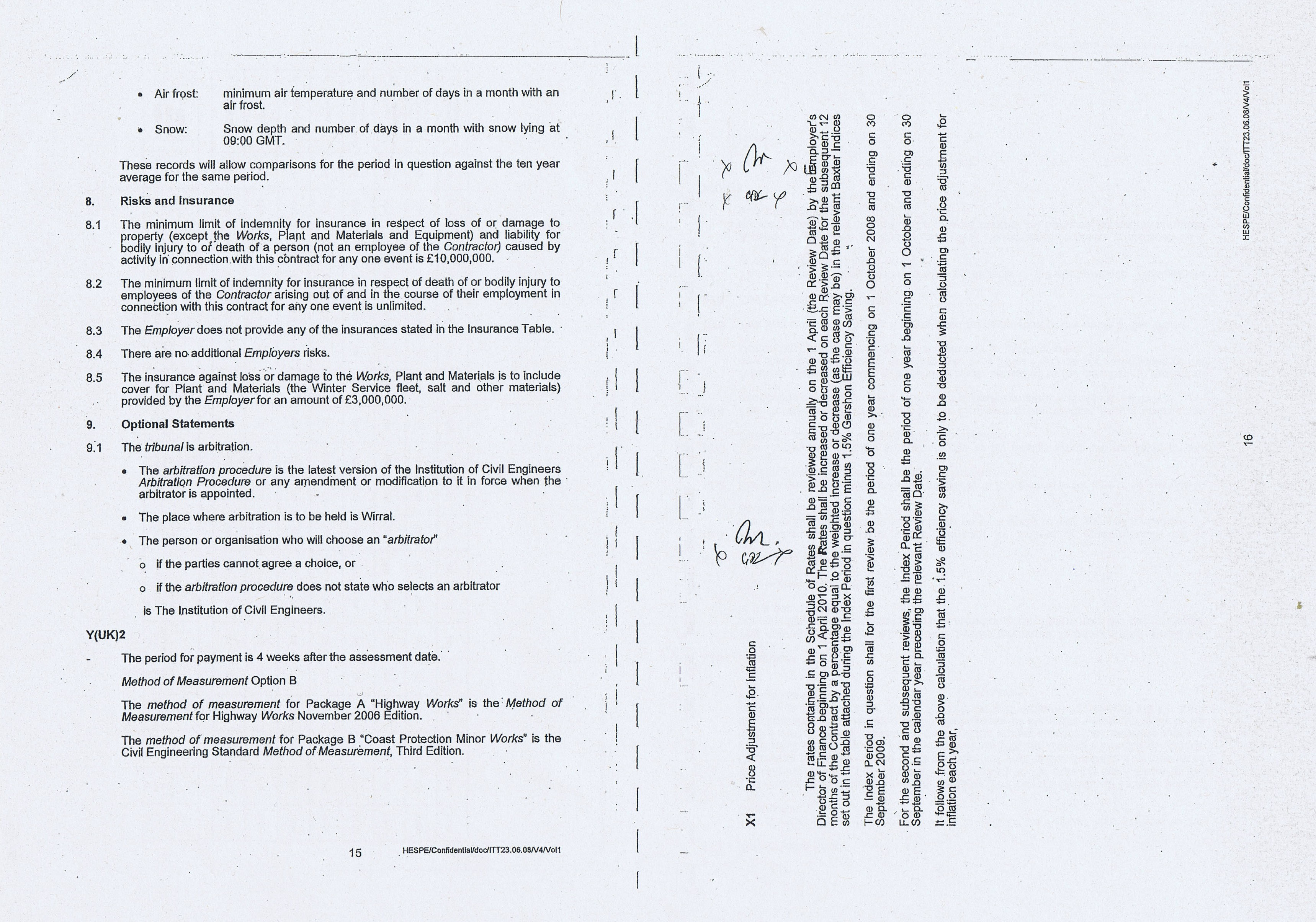 Wirral Council Colas Highways and Engineering Services Contract Page 7