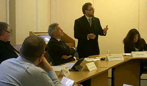 Mark Latham from Wirral Street Pastors told councillors on Wirral Council's Licensing Act 2003 Committee about his experiences of Birkenhead's night life and alcohol (19th March 2014)