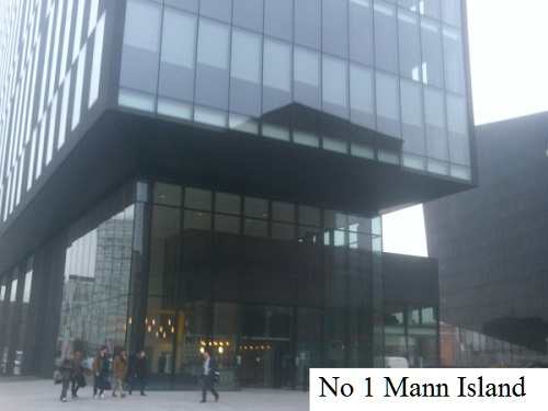 1 Mann Island, Liverpool where the Liverpool City Region Combined Authority met