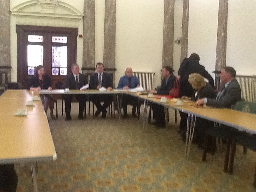 Police and Crime Panel meet at Birkenhead Town Hall 24th April 2014