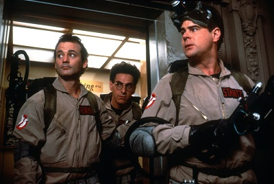 Grant Thornton as Ghostbusters