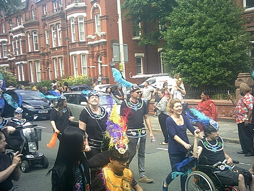 Liverpool Carnival 12th July 2014