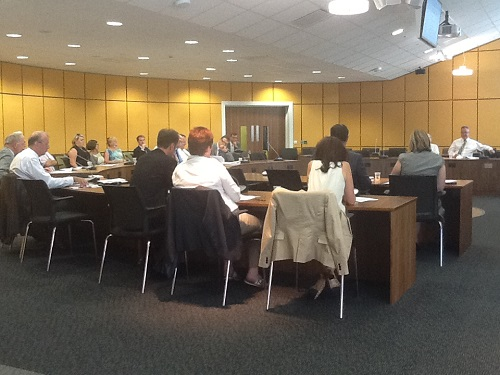 Merseytravel meeting of the 25th July 2014