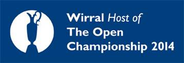 Wirral Host of the Open Championship 2014