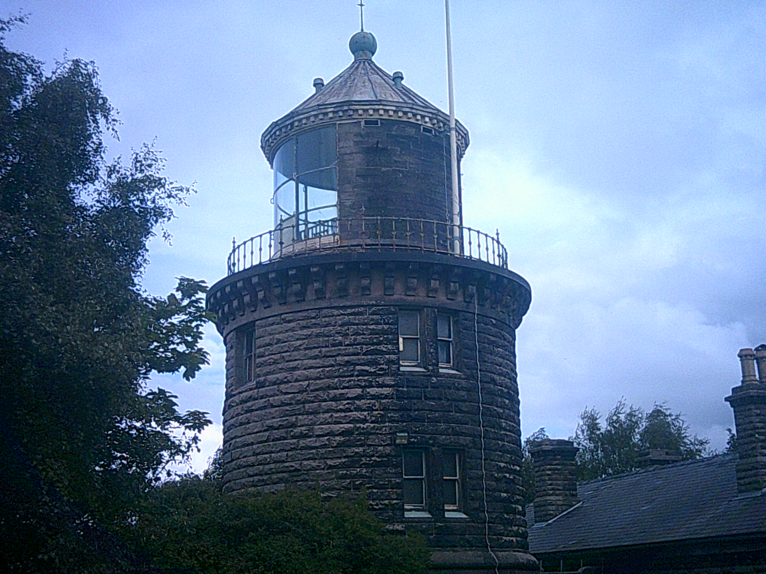 Bidston Lighthouse, Wilding Way, Bidston Hill 14th August 2014 Listed Building Consent LBC/14/00584 (erection of a Radio Antenna to the outside of Bidston Lighthouse)
