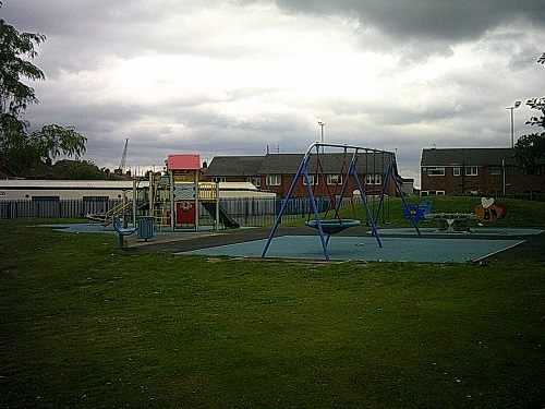 Gautby Road Play Area Bidston 5th August 2014