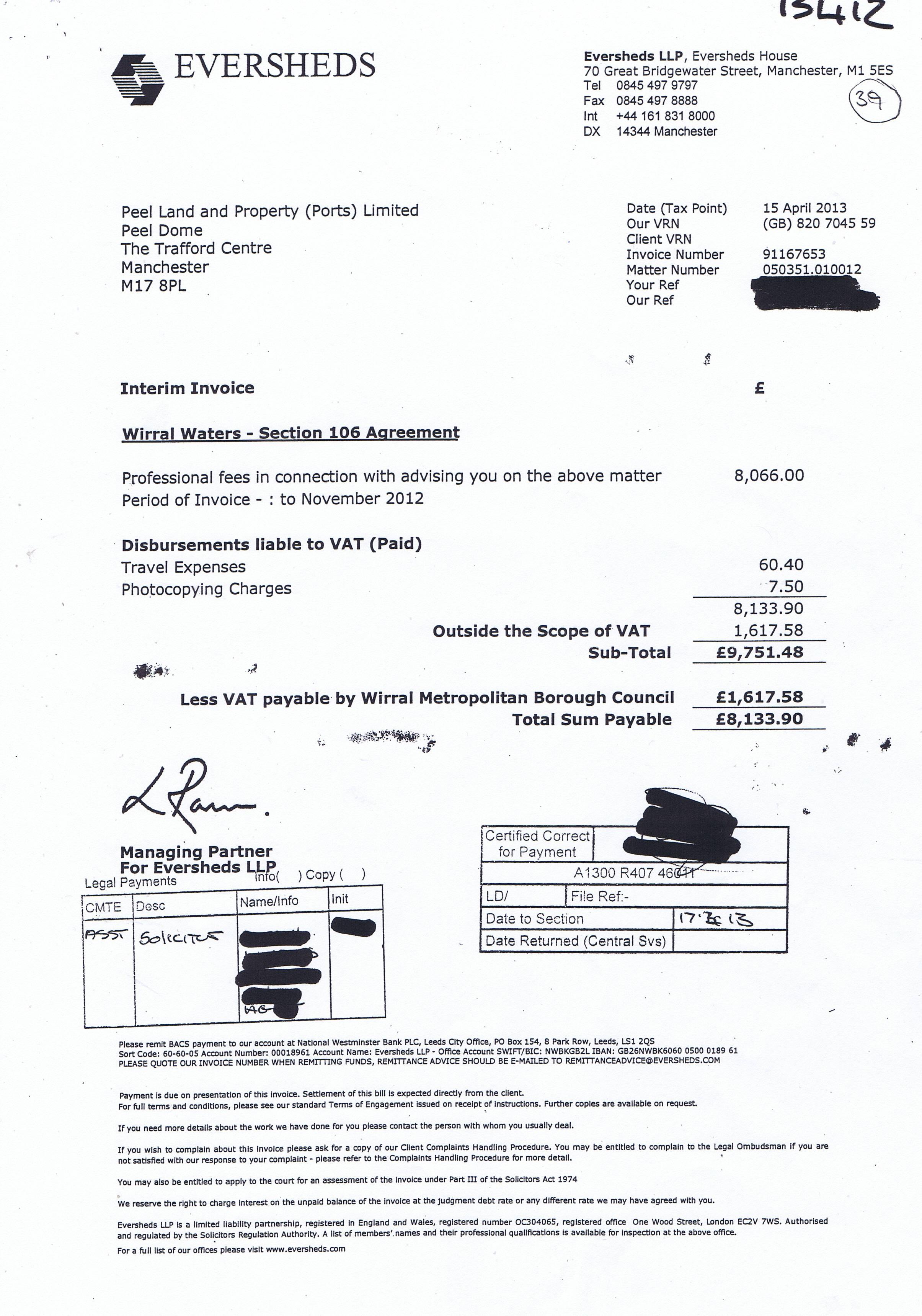 S106 Agreement Nivoteamfo
