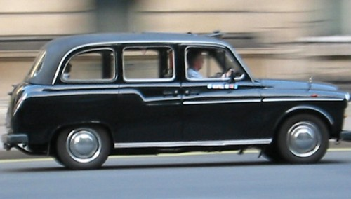 Hackney carriage by Ed g2s