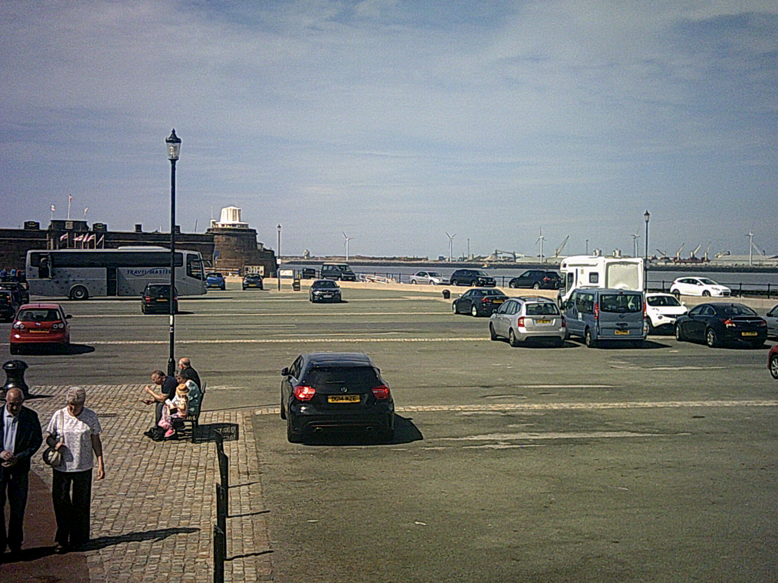 Fort Perch Rock Car Park