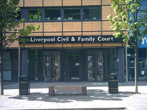 Liverpool Civil and Family Court Vernon Street, Liverpool
