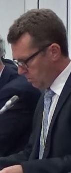 Merseytravel Chief Executive David Brown 1st October 2015